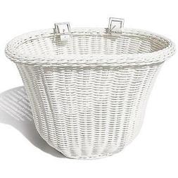 01303 front handlebar bike basket