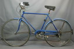 Schwinn 1975 Suburban Vintage Cruiser Bike Medium 55cm 5 Spe