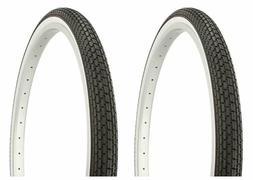 """2-26x2.10 All Terrain MTB Bike Tires + 2-26"""" Tubes Mountain"""