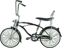 "20"" Beach Cruiser Bicycle Bike LowRider MBI Micargi Hero Blu"