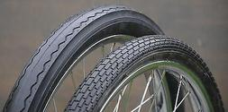 "20"" Muscle Bike TIRES Brick-Slick Vintage Huffy Murray Sting"