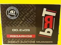 """20""""x3.00"""" DURO Bicycle Tube Schrader BMX CRUISER CHOPPER Bik"""
