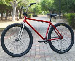 "2020 FAIRDALE BIKE BMX TAJ 26"" CANDY RED BICYCLE CANDY RED C"