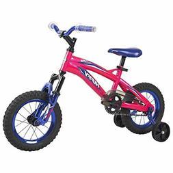 Huffy 22919 Flair Kids Girls 12 Inch Coaster Bike Bicycle wi
