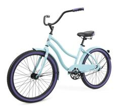 "Huffy 24"" Cranbrook Women's Comfort Cruiser Bike, High Tid"