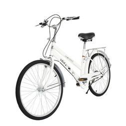 24 inch Women's Comfort Bikes Beach Cruiser Bike Single Spee