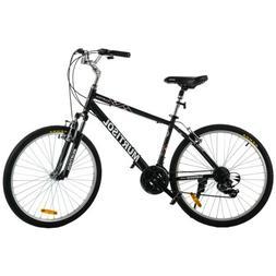 "26"" Aluminum Frame Road Cruiser Bike 21 Speeds Shimano Bicyc"