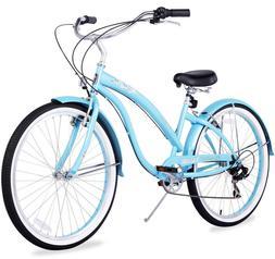 26 beach cruiser bike bella classic 7