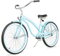 "26"" Beach Cruiser Bike Firmstrong Bella Classic LadyBaby B"