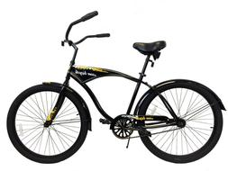 "26"" Beach Cruiser Bike steel frame colorful Aluminum rim bic"
