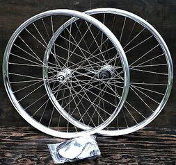 "26"" Velocity Blunt Cruiser Bike WHEELS Shimano Nexus 3 Speed"