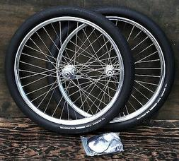 "26"" Velocity Blunt35 Cruiser Bike WHEELS Shimano Nexus 3 Spe"