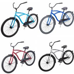 """🌟 Huffy 26"""" Cranbrook Men's Cruiser Bike with Perfect Fit"""
