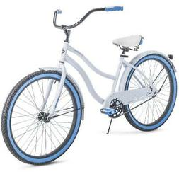 """Huffy 26"""" Cranbrook Womens Cruiser Bike with Perfect Fit Fra"""