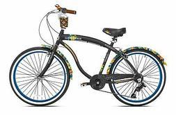 26 cruiser men s cruiser bike