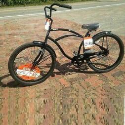 26 in. Hyper Mens Beach Cruiser Bike Bicycle Aluminum Frame