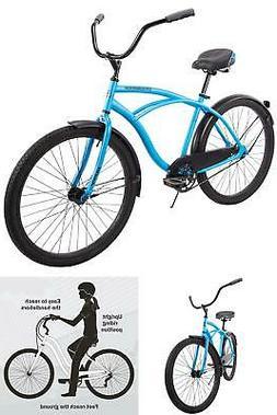 26 Inches Cranbrook Mens Comfort Cruiser Bike Huffy Matte Bl
