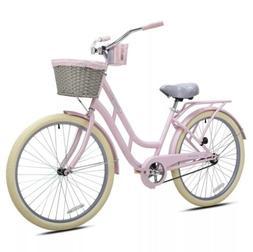 "KENT 26"" Ladies' BCA Charleston Cruiser Bike, Pink! NEW IN B"