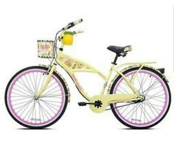 """🔥🔥Kent 26"""" Margaritaville Women's 3-Speed Cruiser Bike"""