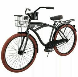 26 Men's Breach Cruiser Bike Comfort Bicycle Seat Adjust Sty