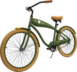 "26"" Men's Columbia Liberator Bike Retro Cruiser Commuter Roa"
