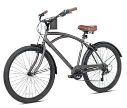 "Kent 26"" Bayside Men's Bike, Satin Cocoa"