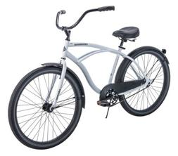 "Huffy 26"" Mens Cranbrook Cruiser Bike With Perfect Fit Fra"