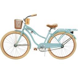 "Huffy 26"" Nel Lusso Women's Classic Cruiser Bike Perfect Fit"