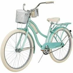 "26"" HUFFY NEL LUSSO Women's Cruiser Bike Banana Beach Bicycl"