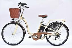 "SOHOO 26"" New Electric7Bike Beach Cruiser ebike 36V 250W 10A"