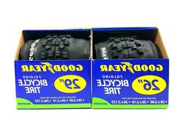 "Goodyear 26"" or 29"" Mountain Bike Folding Bicycle Tire NEW Y"