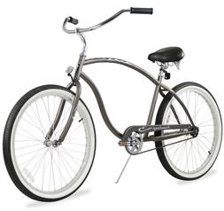 "26"" Oversize Beach Cruiser Bike W/Forward Crank Firmstrong C"