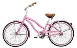 "Micargi 26"" Rover LX Women Aluminum beach cruiser bicycle bi"