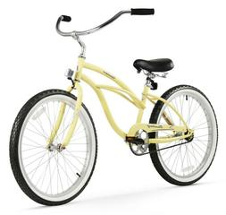 "Firmstrong 24"" Urban Lady Single Speed - Women's Beach Cruis"