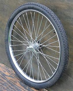 "26"" w Bike WHEEL TIRE Coaster Brake Hub Tricycle Schwinn Cho"
