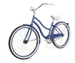 "HUFFY 26"" WOMEN'S CRANBROOK CRUISER BIKE RARE Stormy Blue"