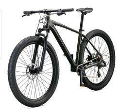 "Schwinn 29"" Axum Mountain Bike with Standard Seatpost, Black"