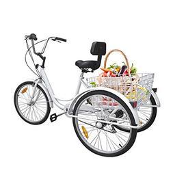 3 wheel tricycle bike cycling