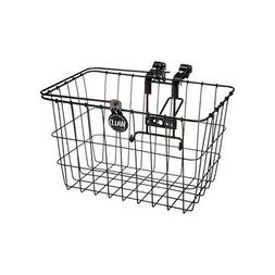 Wald 3133 Front Quick Release Bicycle Basket with Bolt on Cl