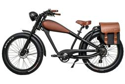 CIVIBIKES 48V 750W Bafang CHEETAH E-Bike Beach Cruiser Elect