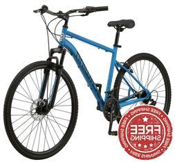 Schwinn 700c Copeland Men's Hybrid Bike, Blue - FREE SHIPPIN