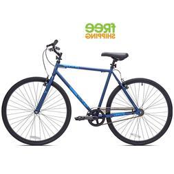700c Men's Kent Fixie Bike Fixed Gear Road Bicycle Durable L
