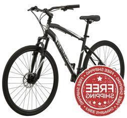 Schwinn 700C Glenwood Mens Hybrid Bike , Black - FREE SHIPPI