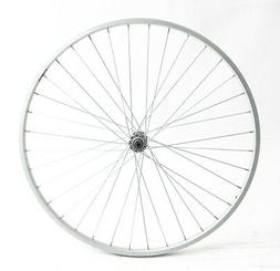700c Jalco Road / Hybrid Bike Front Wheel QR 1-1/2 Walled Al