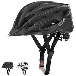 NEW TeamObsidian Airflow Bike Helmet Black - M/L Adult Boys