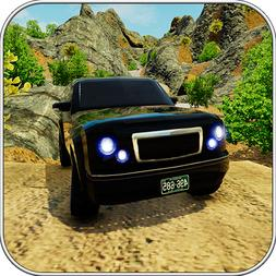 Off-Road Jeep Racing Mania 2018 : games car truck atv army a