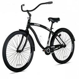 A 29 Beach Cruiser Men's Bike, Black