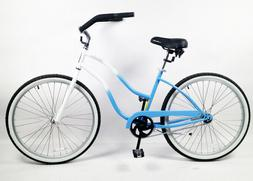 Adult Atlantic Coast Cruiser Bike by worksman cycles beach c