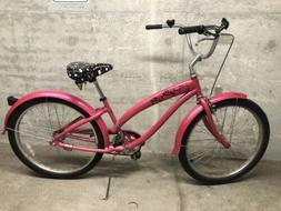Hello Kitty Adult Limited Edition Nirve Cruiser Bike
