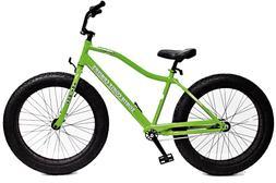Alloy Fat Tire Beach Bike Cruiser